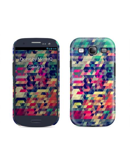 Kryt pro Galaxy S3 - Puzzle