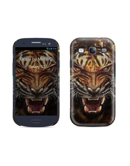 Kryt pro Galaxy S3 - Tiger