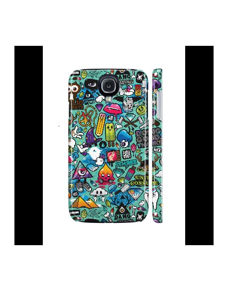 Kryt pro Galaxy S4 - Clipart