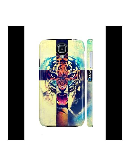 Kryt pro Galaxy S4 - Tiger