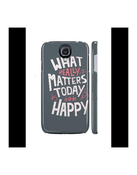 Kryt pro Galaxy S4 - Happy