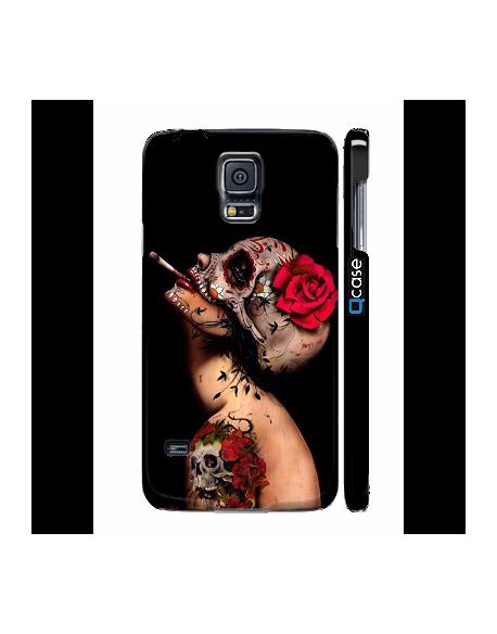 Kryt pro Galaxy S5 - Girl