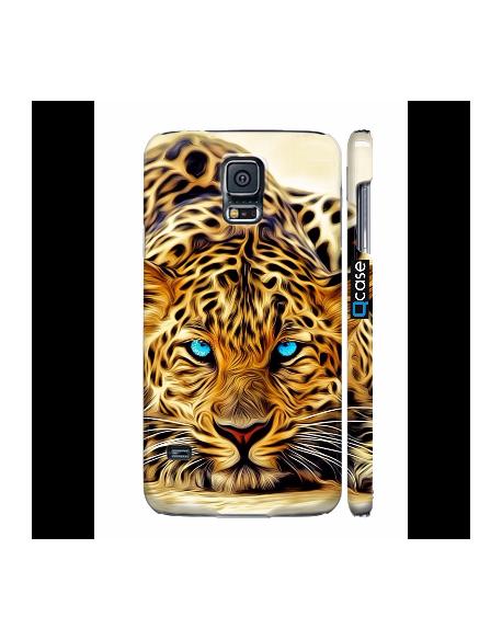 Kryt pro Galaxy S5 - Leopard
