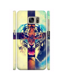 Kryt pro Galaxy S6 - Tiger