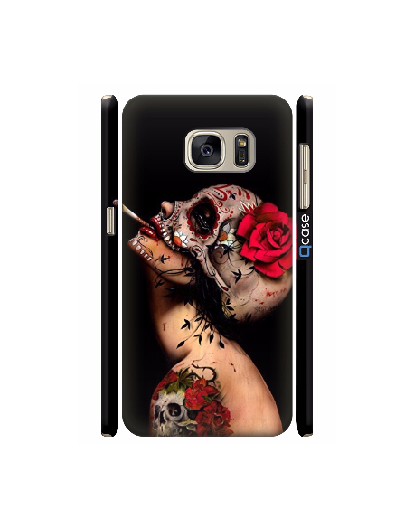 Kryt pro Galaxy S7 - Girl