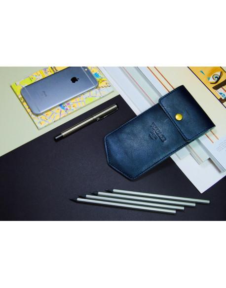 Penál na tužky // DRAFT (Blue)
