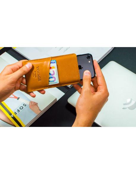 Obal na iPhone 8/7 - PELTA Plus (Brown)