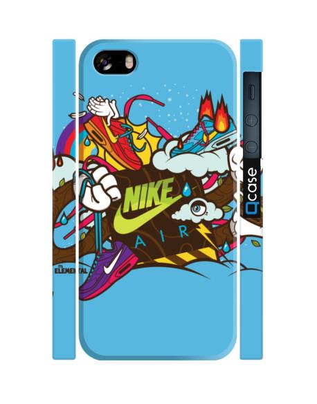 Kryt pro iPhone SE/5s/5 - Nike Air