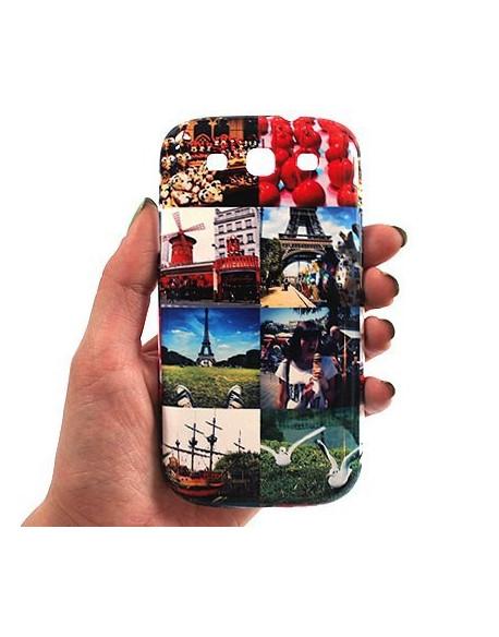 Kryt s vlastní fotkou na Samsung