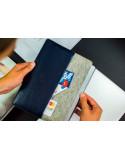 Obal na iPad 9.7 // SHELT (Blue)