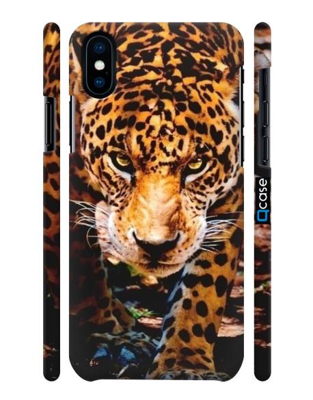 Kryt pro iPhone X & Xs - Leopard