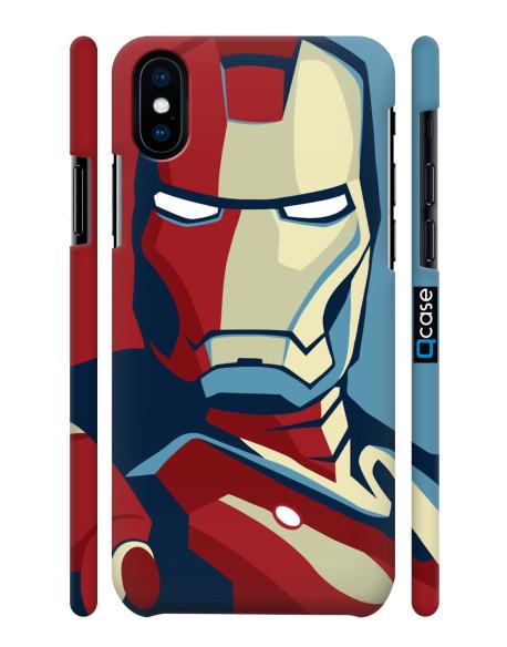 Kryt pro iPhone X & Xs - Iron Man