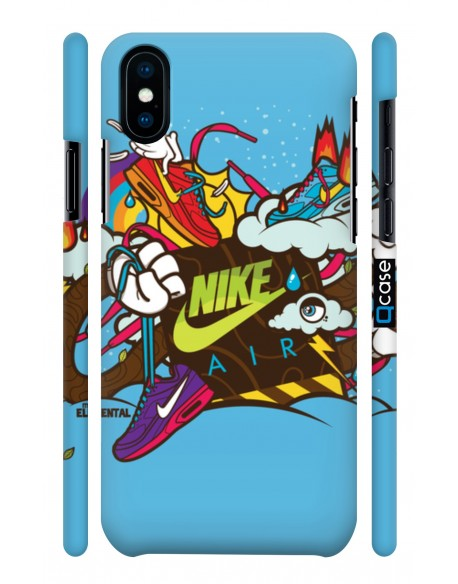 Kryt pro iPhone X & Xs - Nike Air