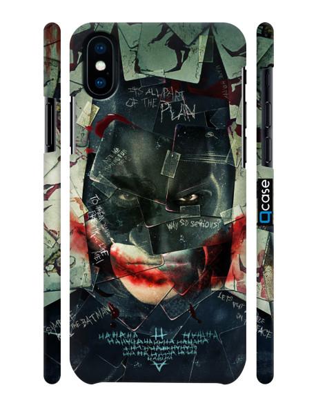 Kryt pro iPhone X & Xs - Batman