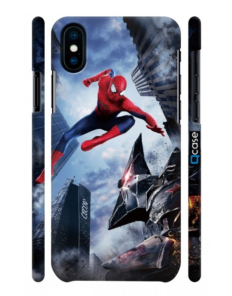 Kryt pro iPhone X & Xs - Spider Man