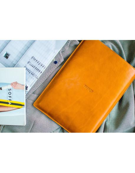 Obal na MacBook 12 // Pelta (Brown)
