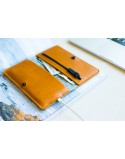 Peněženka pro iPhone 8/7 - SEVEN (Brown)