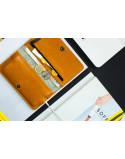 Peněženka pro iPhone 7/6s - ENTRY (Brown)