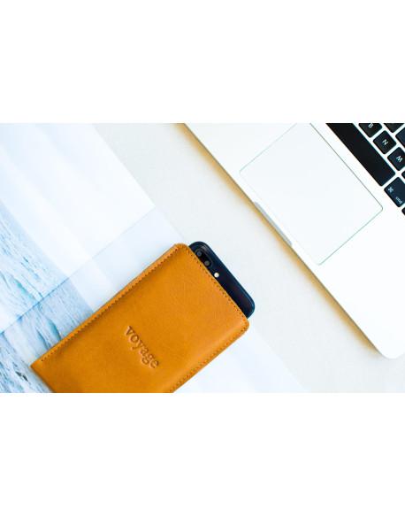 Obal na iPhone 8/7 - PELTA (Brown)