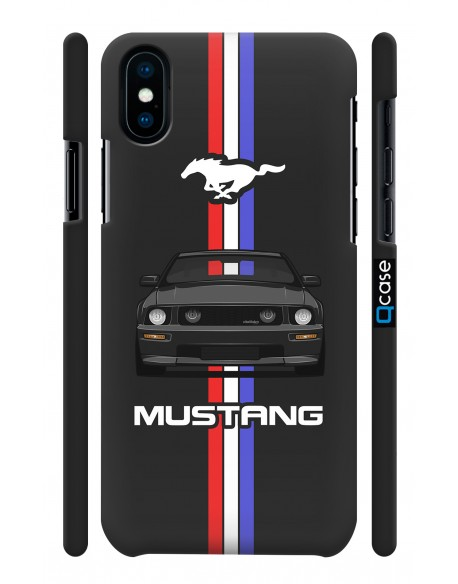 Kryt pro iPhone X & Xs - Mustang
