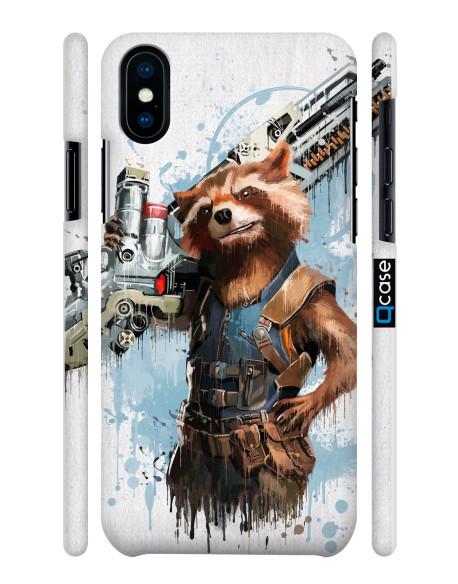 Kryt pro iPhone X & Xs - Rocket