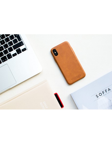 Obal na iPhone X // RAST (Brown)