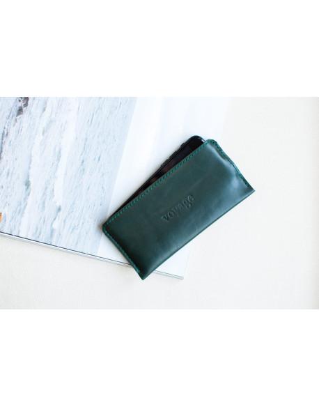 Obal na iPhone 8/7 - SLIM (Green)