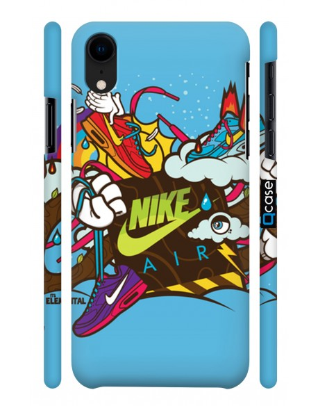 Kryt pro iPhone XR - Nike Air