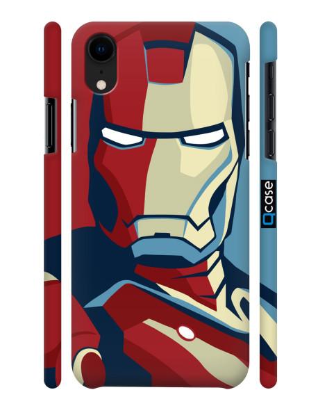 Kryt pro iPhone XR - Iron Man