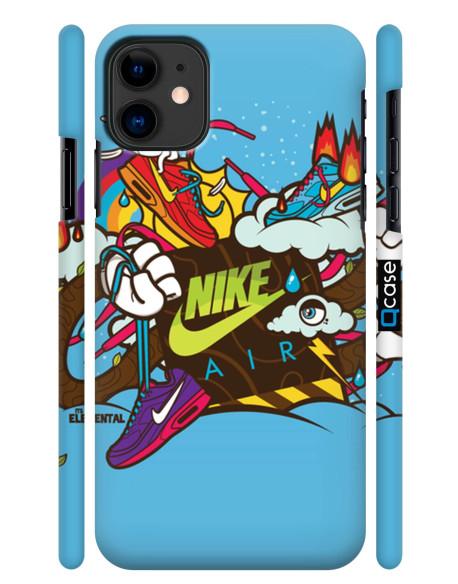 Kryt pro iPhone 11 - Nike Air