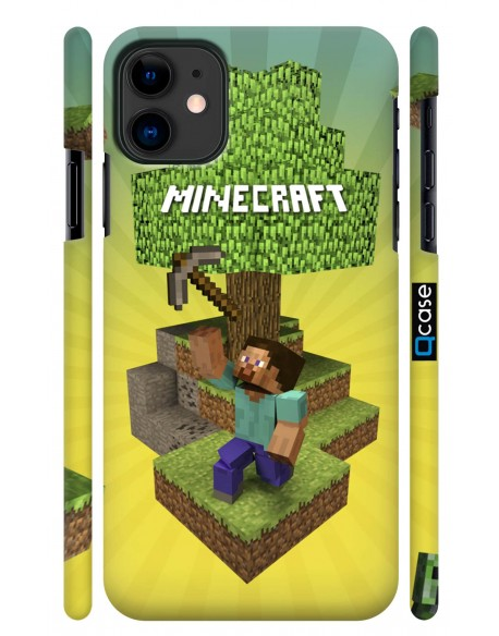 Kryt pro iPhone 12 mini - Minecraft