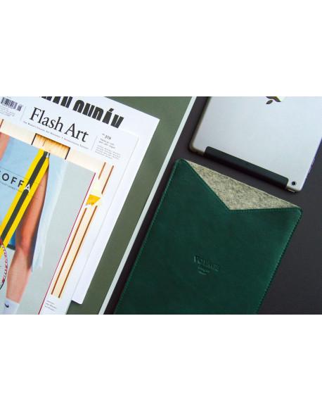 Obal na iPad Pro 12.9 // LOFT (Green)