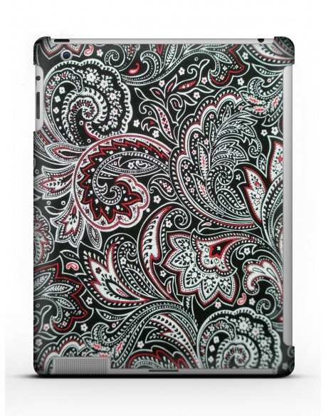 Kryt pro iPad 4 // Paisley black