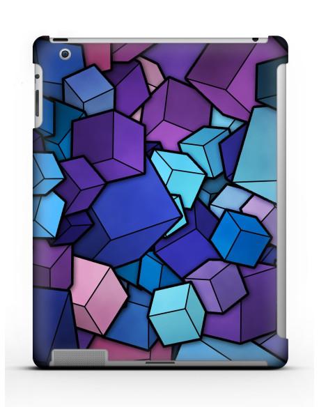 Kryt pro iPad 4 // Cubes