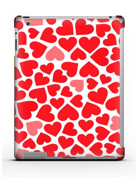 Kryt pro iPad 4 // Hearts