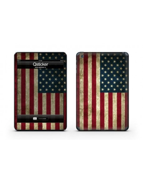 Samolepka pro iPad mini 3 - USA