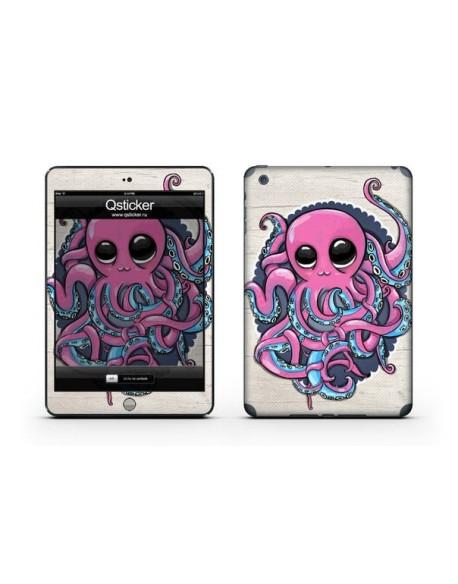 Samolepka pro iPad mini 3 - Octopus