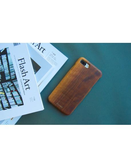Dřevěný kryt pro iPhone 7 Plus - Walnut