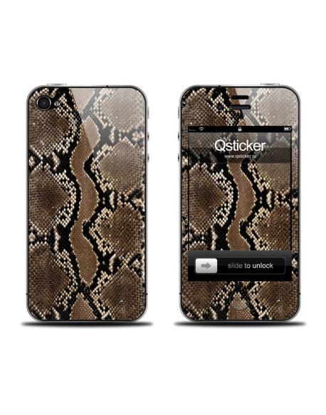 Samolepka pro iPhone 4/4S - Snake