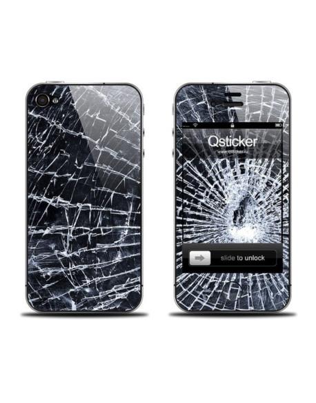Samolepka pro iPhone 4/4S - Glass