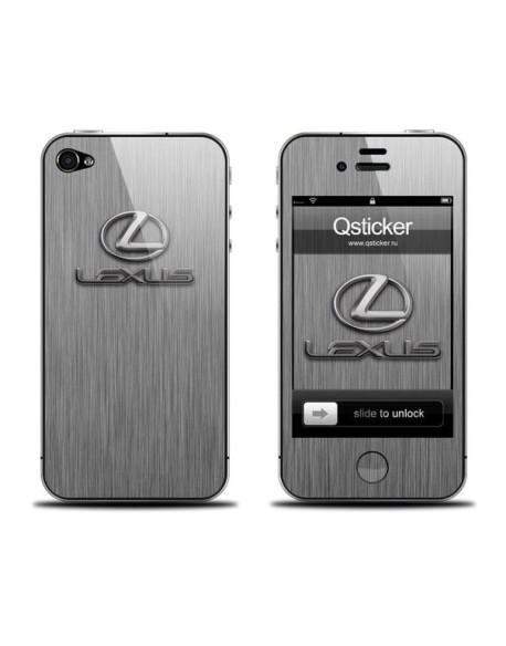 Samolepka pro iPhone 4/4S - Lexus