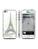 Samolepka pro iPhone SE/5s/5 - BMW