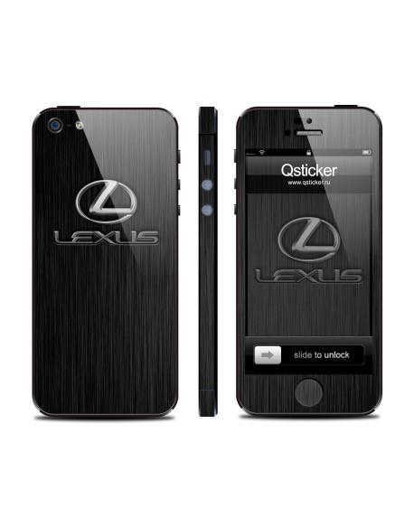 Samolepka pro iPhone SE/5s/5 - Kiss