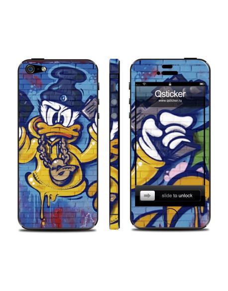 Samolepka pro iPhone SE/5s/5 - Deer