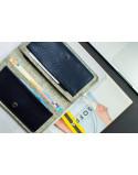 Peněženka pro iPhone 7 Plus/6 Plus - HANDY (Blue)