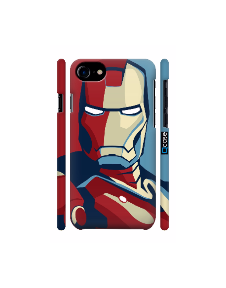 Kryt pro iPhone 8 & 7 Plus - Iron Man
