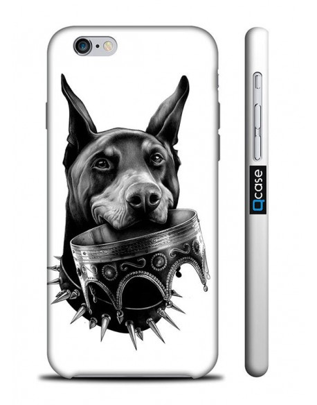 Kryt pro iPhone 6s Plus - Doberman