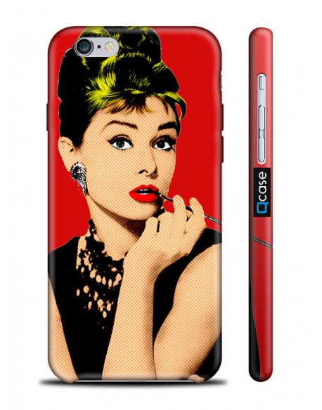 Kryt pro iPhone 6s Plus - Hepburn
