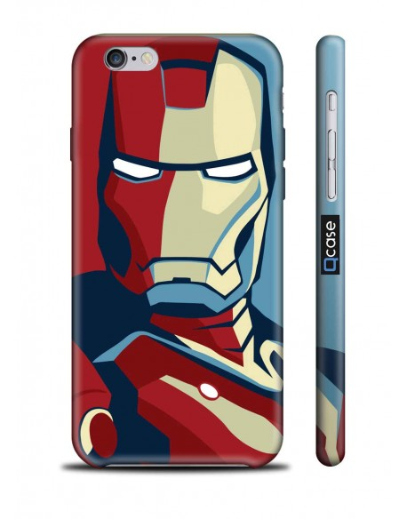 Kryt pro iPhone 6s Plus - Iron Man