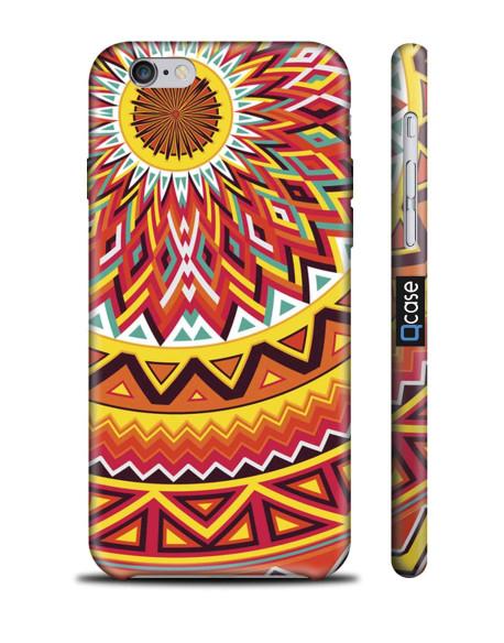 Kryt pro iPhone 6s/6 - Aztec